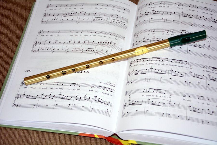 Irlande musique flûte