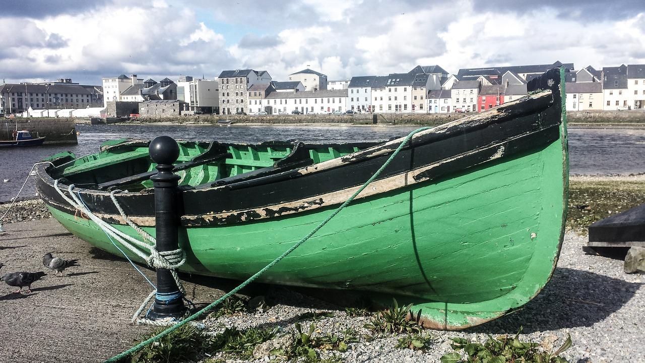 Flash ! : Galway, Capitale Européenne de la Culture 2020 !